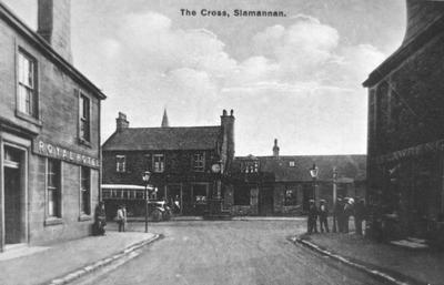 "P15182; ""The Cross, Slamannan"""