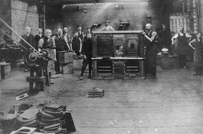 P16910; Scottish Central Iron Works, Camelon
