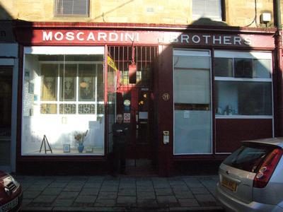 P42768; Moscardini's Cafe