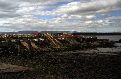 P55490; Bo'ness Pier and harbour