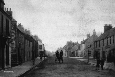 P14088; Main St, Bainsford