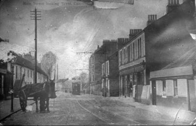 "P01477; ""Main Street looking West, Camelon"""