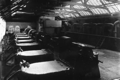 P00875; Hollander beaters, Carrongrove Mill, Denny