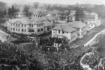 P00213; Opening ceremony of Falkirk Royal Infirmary