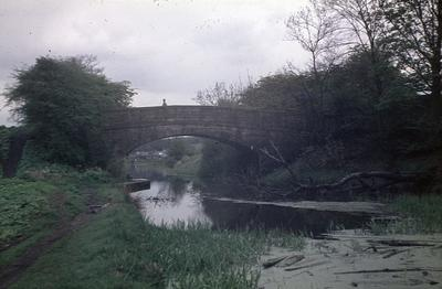 P01297; Bantaskine Bridge, Union Canal, Bantaskine, Falkirk