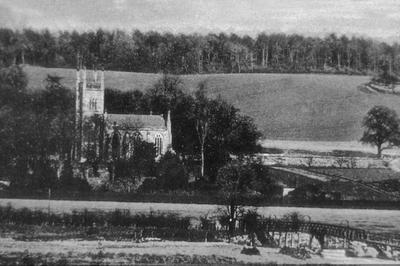 P13184; Dunipace Old Parish Church