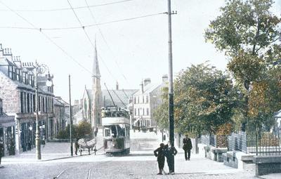 "P07021; ""Falkirk Graham's Road, Grahamston"""