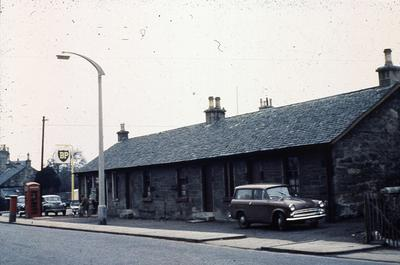 """P02439; """"Farm Cottages and Sub-Post Office Bo'ness Road"""""""
