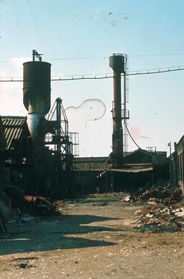 P01359; Cupolas, Caledonia Works, Bonnybridge