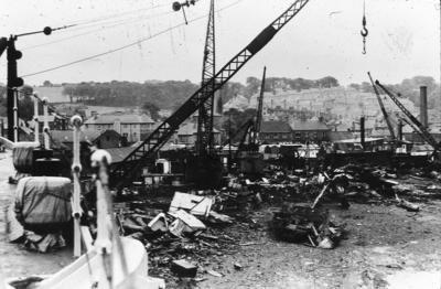P01976; Bridgeness shipbreaking yard