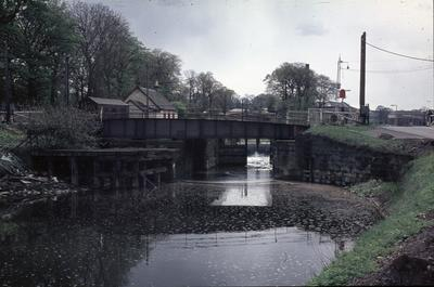 P01223; Lock 9, Forth and Clyde Canal