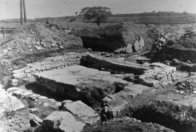 P00929; Roman fort, Castlecary