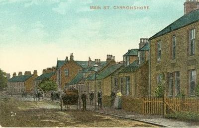 "P17334; ""Main St, Carronshore"""