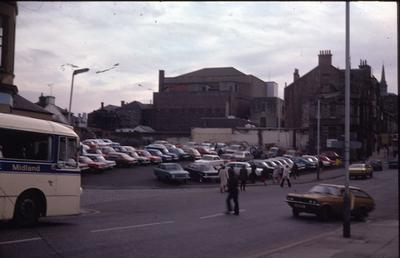 P21767; Corner of Weir and Vicar Streets, Falkirk