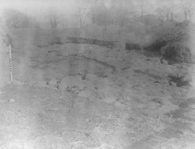 P24118; Mumrills Fort, Laurieston