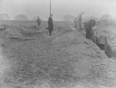 P24121; Mumrills Fort, Laurieston