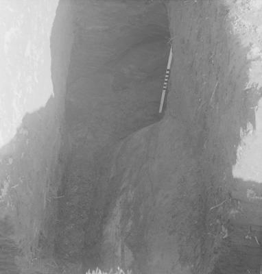 P24124; Mumrills Fort, Laurieston