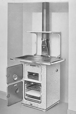 """P10426; """"Dorrette"""" cooker"""