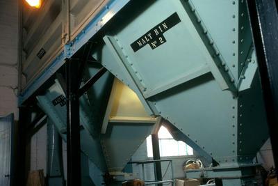 P05551; Malt hopper, Rosebank