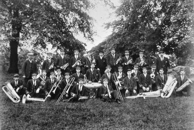 P05116; Wright Memorial Brass Band of Camelon, Falkirk.