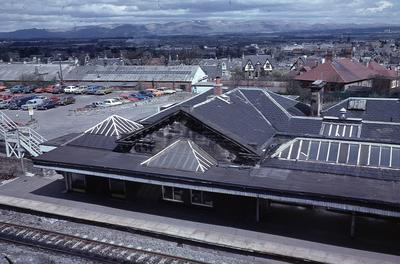 P05283; Falkirk High Station