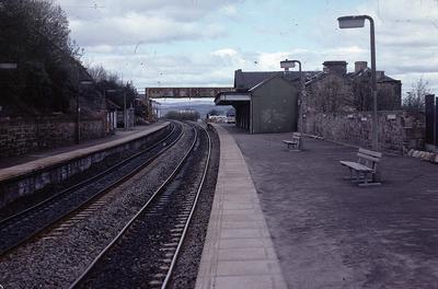 P05268; Falkirk High Station