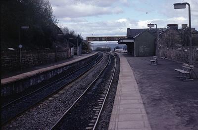 P05269; Falkirk High Station