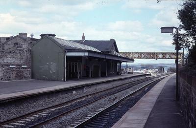 P05278; Falkirk High Station