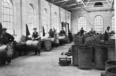 P05321; Falkirk Iron Works, Grahams Rd., Falkirk