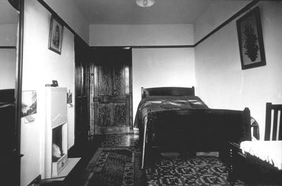 "P24935; ""Bedroom 4 apartment house, Westquarter"""