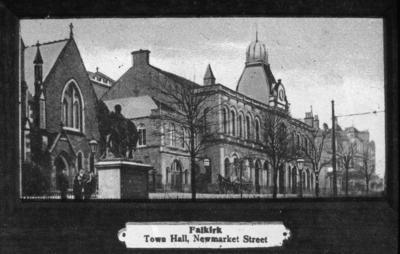 P05616; Corn Exchange (Falkirk Town Hall)