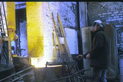 P06042; Furnaceman, New Grange Foundry, Bo'ness