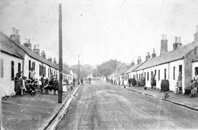 P16611; Miners Rows, Blackbraes