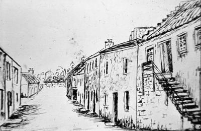 P01648; Sketch, Airth High St