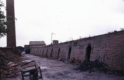 P07564; Brickmaking Kiln, Avonbridge Brick Company