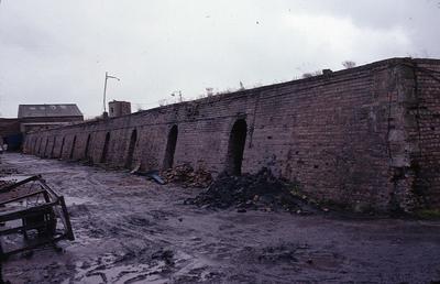 P07565; Brickmaking Kiln, Avonbridge Brick Company