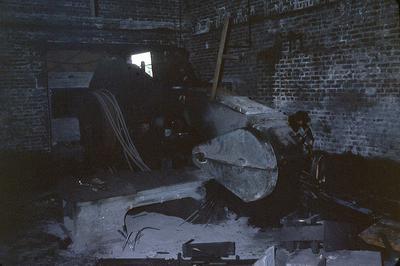 P07569; Brick moulding machine, Avonbridge Brick Company