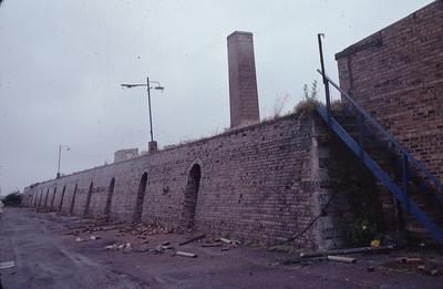 P07570; Brick kiln, Avonbridge Brick Company