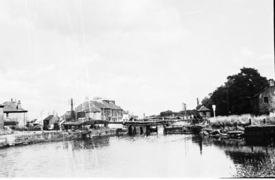 P22958; Canal bridge