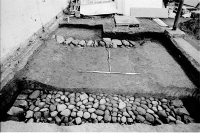P43157; Antonine Wall excavation