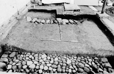P43158; Antonine Wall excavation