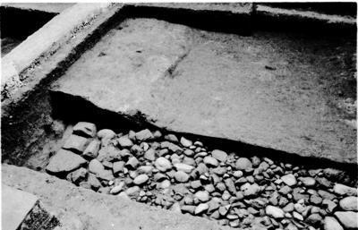 P43159; Antonine Wall excavation