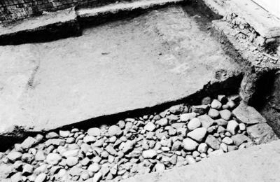 P43160; Antonine Wall excavation