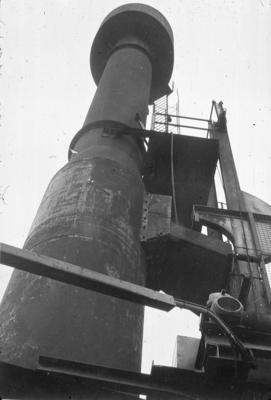 P07720; Cupola at Caledonia Works, Bonnybridge