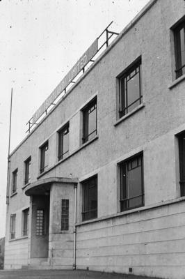 P07723; Office at Caledonia Works, Bonnybridge