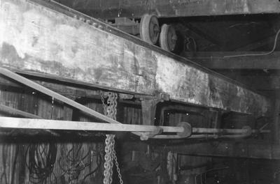 P07826; Beam at Dundas Engineering Company, Grangemouth