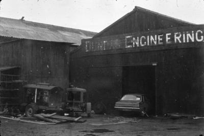 P07831; Machine at Dundas Engineering Company, Grangemouth