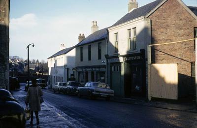 P08416; Shops, Howgate, Falkirk