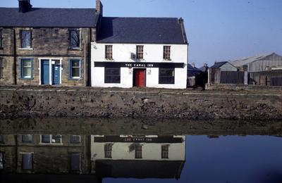 P08646; The Canal Inn, Falkirk