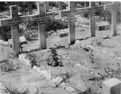 P35540; War graves, Gibraltar
